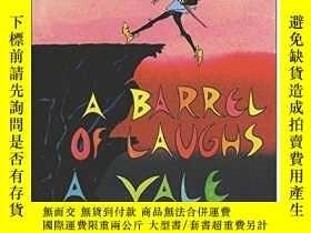 二手書博民逛書店A罕見Barrel Of Laughs, A Vale Of TearsY255562 Jules Feiff