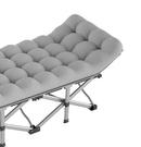 加固防凹折疊床辦公室單人床午睡午休床躺椅簡易陪護床便攜 【米娜小鋪】