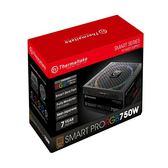 【綠蔭-免運】曜越 Smart Pro RGB 750W銅牌認證全模組電源供應器