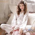 月子服 月子服夏季薄款產後哺乳衣棉質和服孕婦睡衣家居服 多色