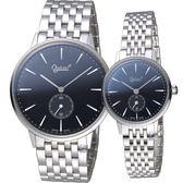 Ogival愛其華今生今世薄型簡約對錶 1930MS-1930LS