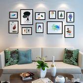 客廳裝飾畫現代簡約沙發背景畫北歐藝術壁畫餐廳時尚創意掛畫 潔思米 IGO