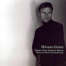 經典數位~哈佛金斯 - 葛利格:民謠與舞曲 / Håvard Gimse - Grieg's Folk Dances & Songs