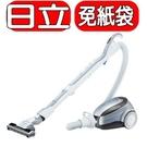 HITACHI日立【CVSK11T】吸塵器 優質家電