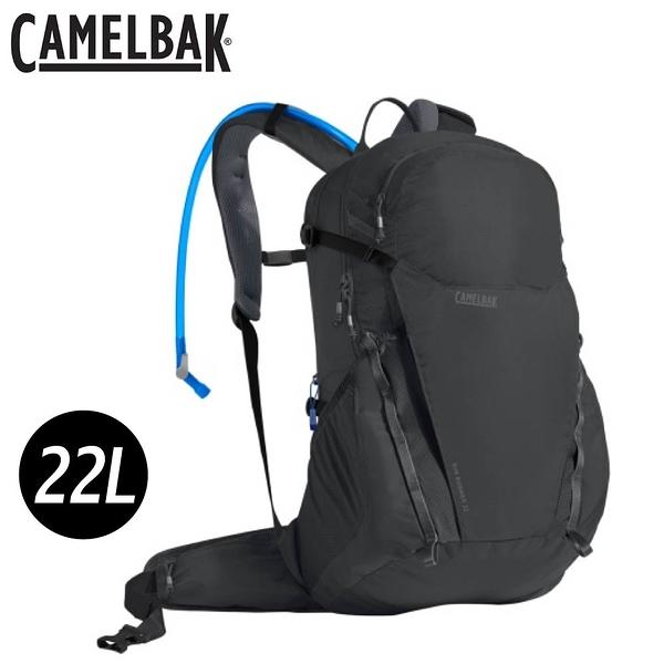 【CamelBak 美國 Rim Runner 22 登山健行包《炭灰》】CB2213001000/登山包/健行包