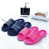 男士按摩拖鞋夏季居家用浴室內防滑塑料情侶穴位足療腳底涼托鞋女