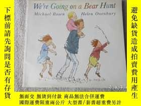二手書博民逛書店We re罕見Going on a Bear HuntY2147