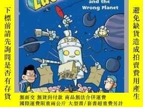 二手書博民逛書店The罕見Adventures of Commander Zack Proton and the Wrong Pl