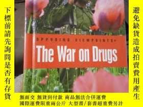 二手書博民逛書店The罕見War on Drugs毒品戰爭Y15389 Role