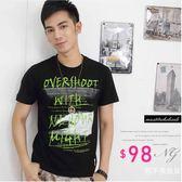 【大盤大】(T02973) NG無法退換 短袖T恤 黑 全棉tee 台灣製 工作服 素色 純棉T恤 圓領 套頭 寬鬆