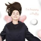 【南紡購物中心】喬山JOHNSON|SYNCA i-Puffy 暖骨頭舒壓按摩枕 MC161