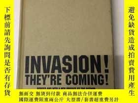 二手書博民逛書店PAUL罕見CARELL INVASION THEY RE CO