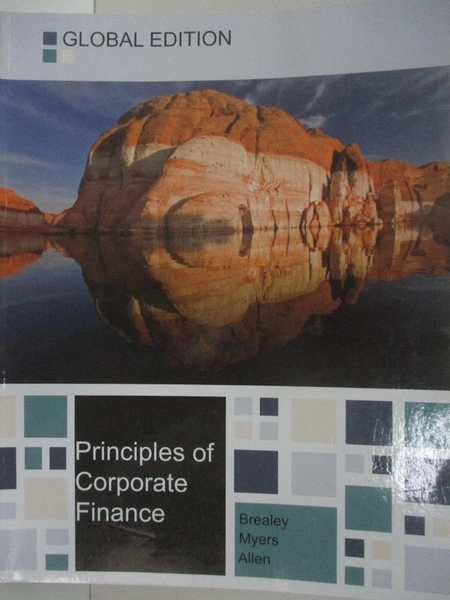 【書寶二手書T1/大學商學_DPI】Principles of Corporate Finance11/e_Richard A. Brealey