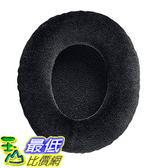 [106美國直購] Shure HPAEC1840 原廠耳機替換耳罩一對 Velour Ear Pads for SRH1840 Headphones