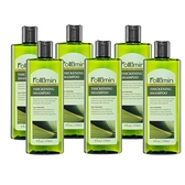 Follimin髮利明鋸棕櫚健髮控油洗髮精(270ml)6入合購57折超值優惠組
