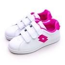 LIKA夢 LOTTO 經典復古網球鞋 1973 INSPIRED 系列 白桃 6862 女