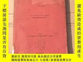 二手書博民逛書店proceedings罕見of the II high energy physics symposium(P235