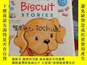 二手書博民逛書店5一MINUTE罕見Biscuit STOIES(餅幹狗五分鐘故事)Y270763