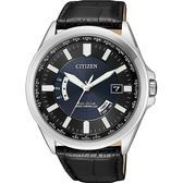 【公司貨5年延長保固】CITIZEN 星辰 Eco-Drive 紳士質感電波光動能腕錶 CB0180-11L 熱賣中!