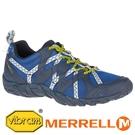 『VENUM旗艦店』【MERRELL 美國】WATERPRO MAIPO 2 男水陸兩棲鞋『深藍/寶藍』034053