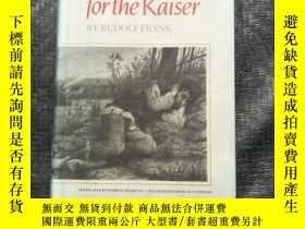 二手書博民逛書店No罕見Hero for the Kaiser BY RUDOL