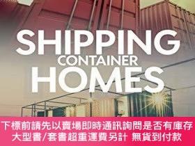 二手書博民逛書店Shipping罕見Container Homes: The complete guide to building
