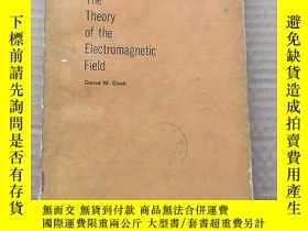 二手書博民逛書店the罕見theory of the electromagnetic field (P309)Y173412