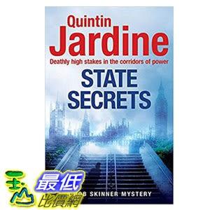 2018 amazon 亞馬遜暢銷書 State Secrets (Bob Skinner series, Book 28)