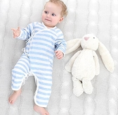 新生兒衣服0-3個月純棉春秋