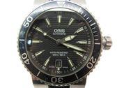 【特價20%OFF】金屬色面盤矽膠錶帶潛水自動上鍊機械腕錶 7533P 【BRAND OFF】