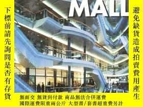 二手書博民逛書店New罕見Shopping Malls 新購物中心 設計實例Y2