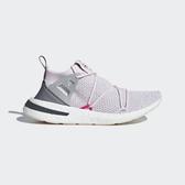Adidas Arkyn W [D96760] 女鞋 運動 休閒 流行 套襪 舒適 避震 愛迪達 粉紫