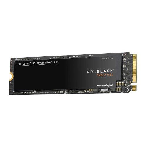 WD 威騰 BLACK SN750 1TB M.2 NVME PCIe Gen3 x4 電競級 SSD 固態硬碟 (無散熱片)