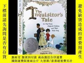二手書博民逛書店The罕見Inquisitor s Tale 檢察官的故事 英文