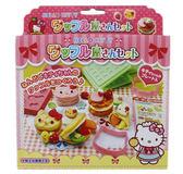 【卡漫城】 Hello Kitty 扮家家酒 粘土 黏土 壓模 玩具 ㊣版 水果 鬆餅 蛋糕 點心 模型組合 DIY