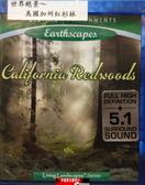 【停看聽音響唱片】【BD】世界絕景:美國加州紅杉林