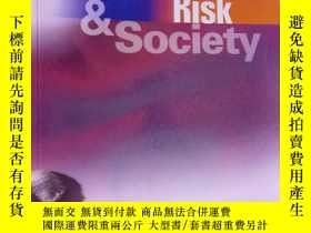 二手書博民逛書店Health,Risk罕見& SocietyY15389 出版2