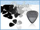 【小麥老師樂器館】彈片  N01-05  Fender 尼龍 PICK 吉他 電吉他【C40】