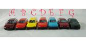 【震撼精品百貨】西德Herpa1/87模型車~OPEL-ASTRA/VECTRA GL紅/黃/藍/深綠/酒紅【共7款】