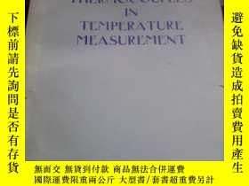二手書博民逛書店(5)MANUAL罕見ON THE USE OF THERMOCOPLES IN THEMPERATURE MEA