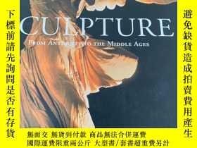二手書博民逛書店藝術經典合集罕見Sculpture 1: from antiqu