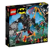 LEGO樂高 蝙蝠俠系列 76117 Batman™ Mech vs﹒ Poison Ivy™ Mech 積木 玩具
