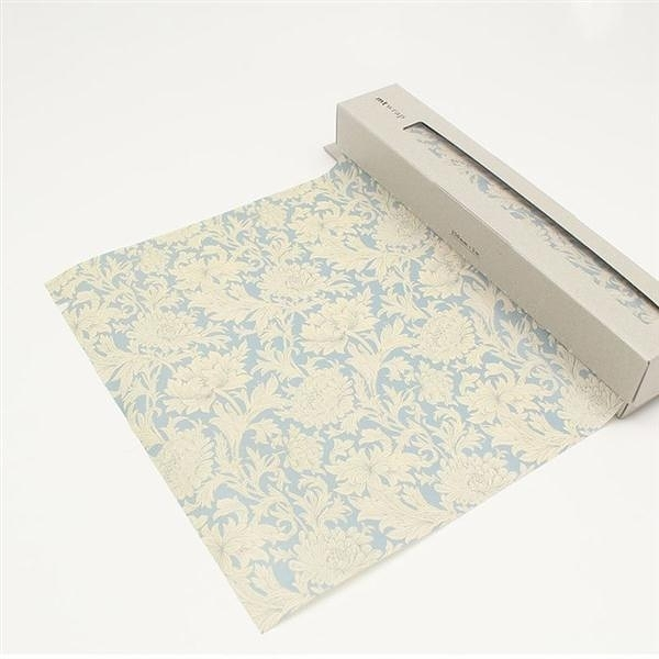 mt WRAP(標準尺寸) ・William Morris Chrysanthemum Toile mt和紙自黏包裝紙【K..
