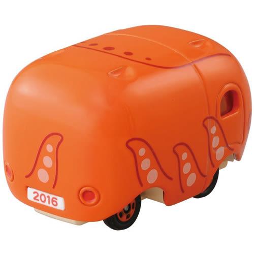 迪士尼小汽車 TSUMTSUM  海底總動員2 章魚漢克_ DS85196