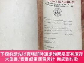 二手書博民逛書店LAWYER罕見OF THE AMERICAS 1980 springY4615 University of