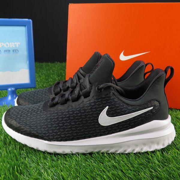 【iSport愛運動】NIKE RENEW RIVAL SHIELD 慢跑鞋 正品 AA7400001 男款