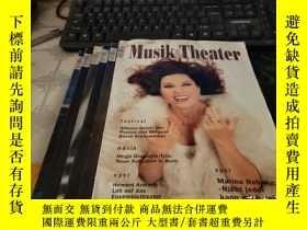 二手書博民逛書店Musik罕見Theater 第1 2.3.4.5 6.7 8.