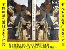 二手書博民逛書店Tresors罕見De La France(精裝法文原版,2005年出版)Y354192 DENIS TILL