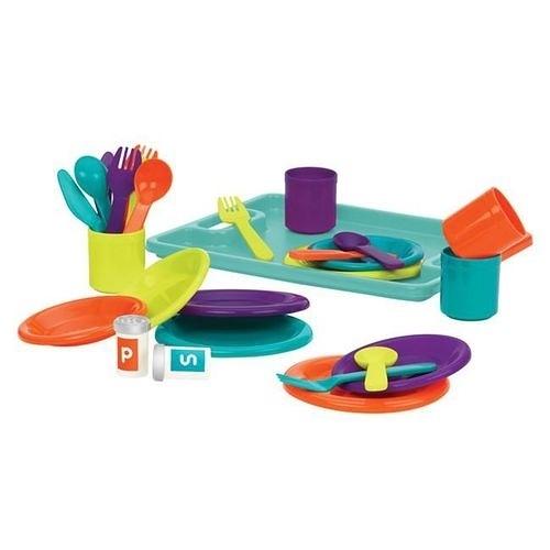 美國【B.Toys】圍一圈晚餐派對BT2584Z[衛立兒生活館]