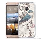 ✿ 3C膜露露 ✿【鳥語花*硬殼】HTC ONE ME手機殼 手機套 保護套 保護殼